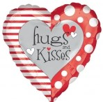 Ballon Hugs & Kisses